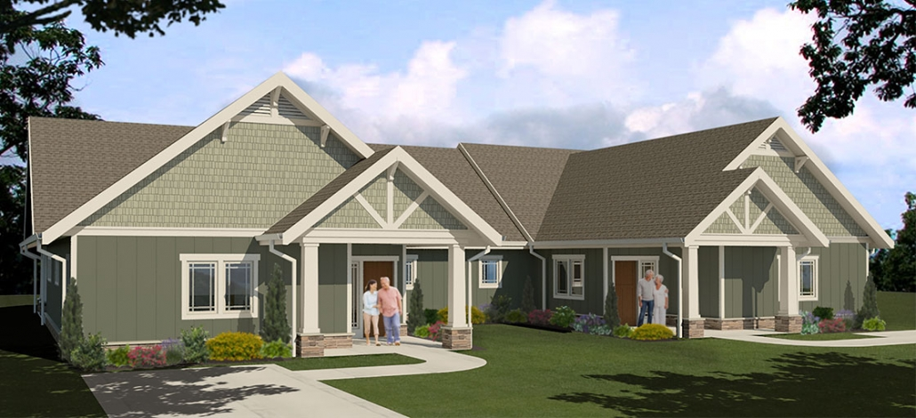 Legacy at Mills River - Brantwood - Green